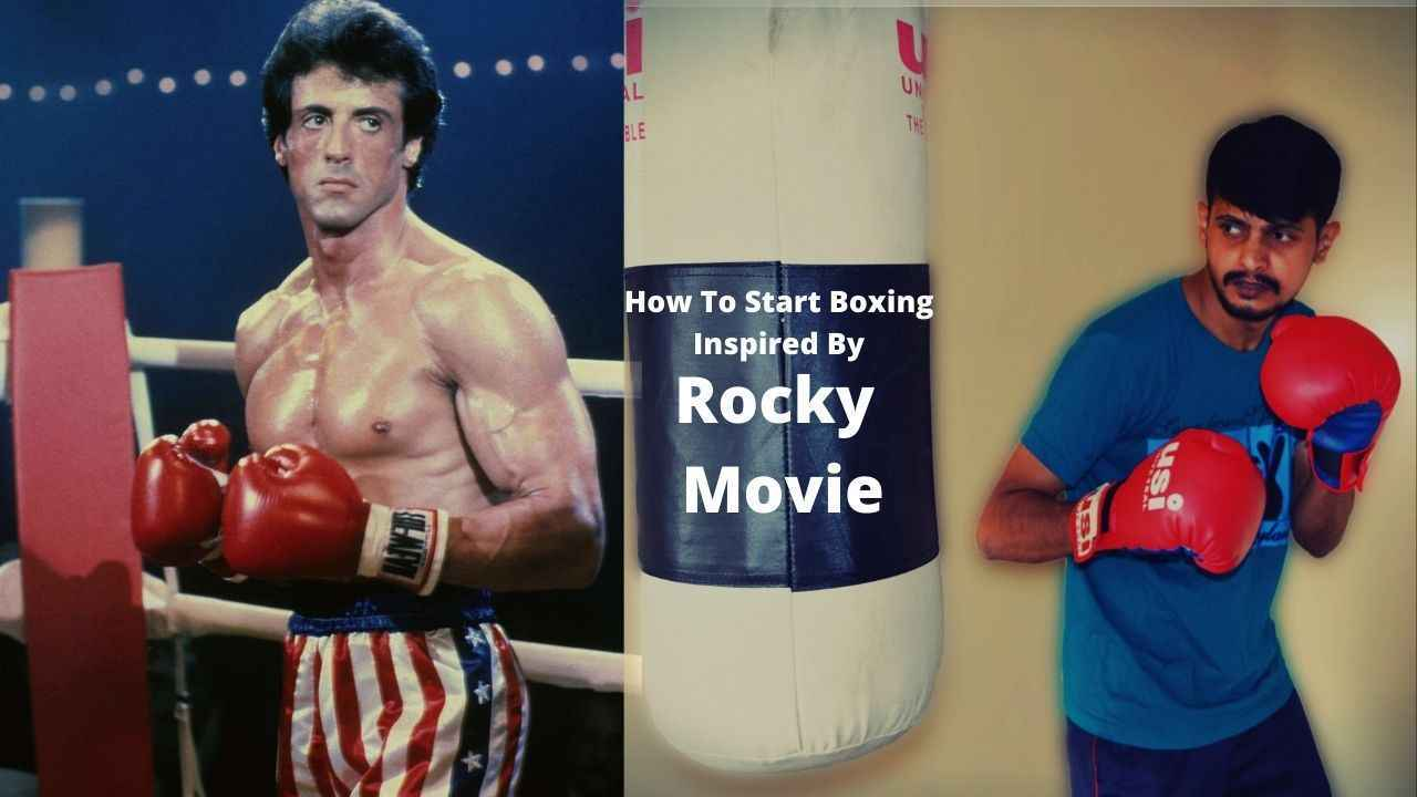 How To Start Boxing (Inspired By Rocky Movie)