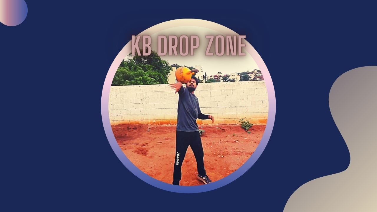Kettlebell Drop Zone