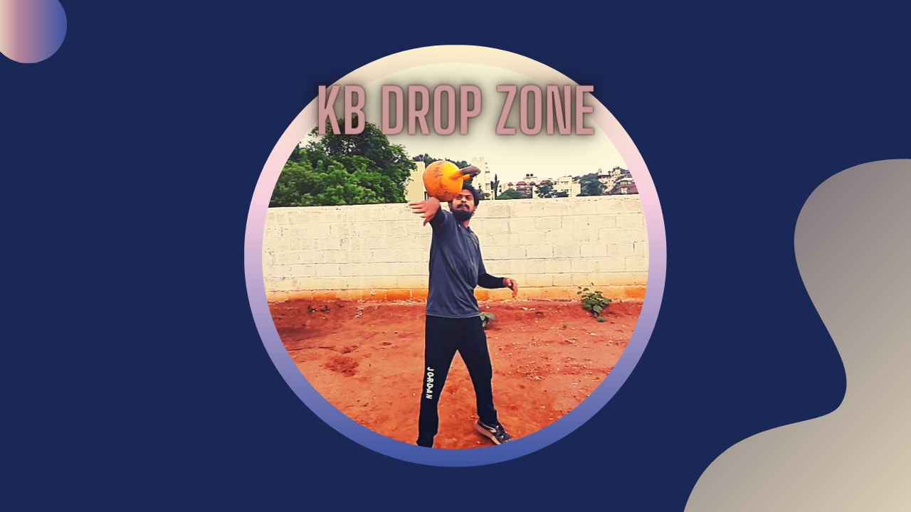 what is dropzone in kettlebell juggling