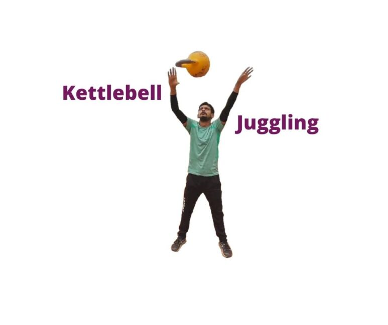How To Learn Kettlebell Juggling In 5 Days