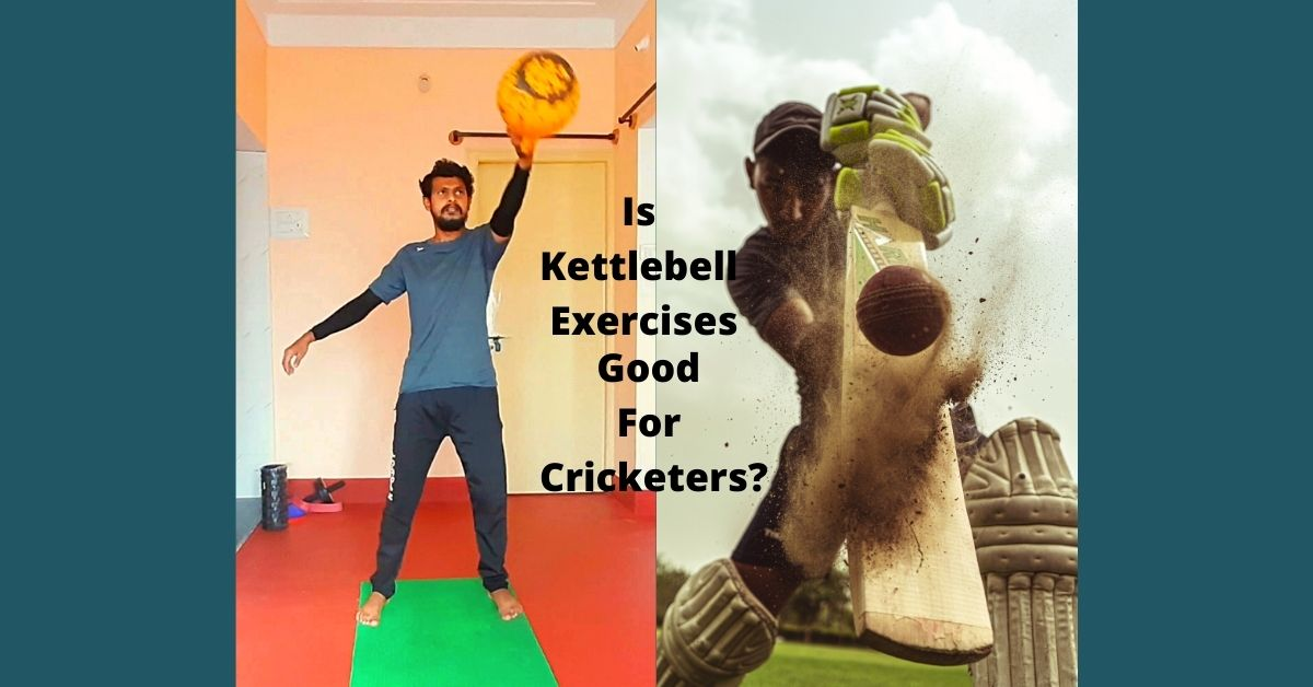 Is kettlebell exercises good for cricketers